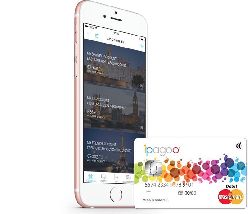 Llega a España el banco digital Ipagoo