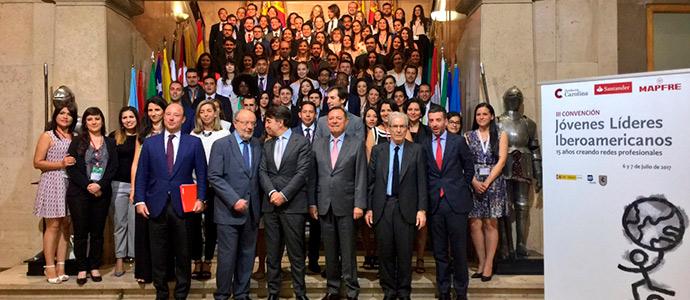 Banco Santander promueve un espacio de diálogo en la III Convención del programa Jóvenes Líderes Iberoamericanos
