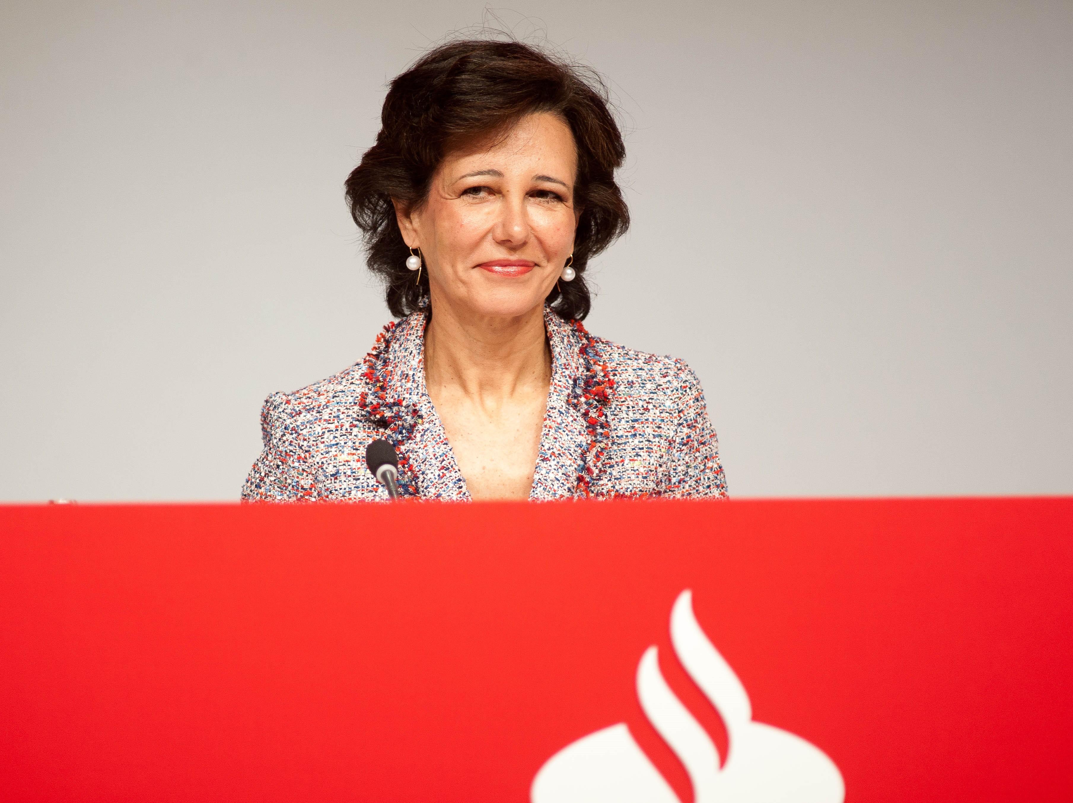 Ana Botín, entre los mejores gestores empresariales de España