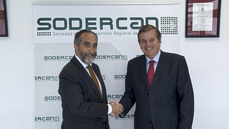 Banco Santander y Sodercan firman convenio para fomentar internacionalización de Pymes