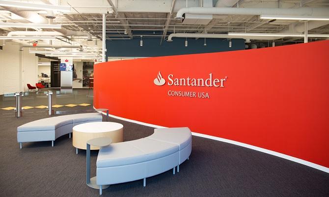 Santander Consumer USA (Banco Santander) lanza una nueva experiencia digital