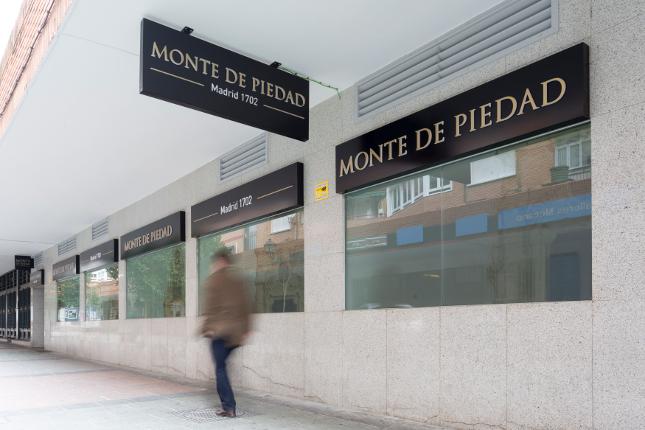 Los Montes de Piedad otorgan 80 millones de euros en 2016