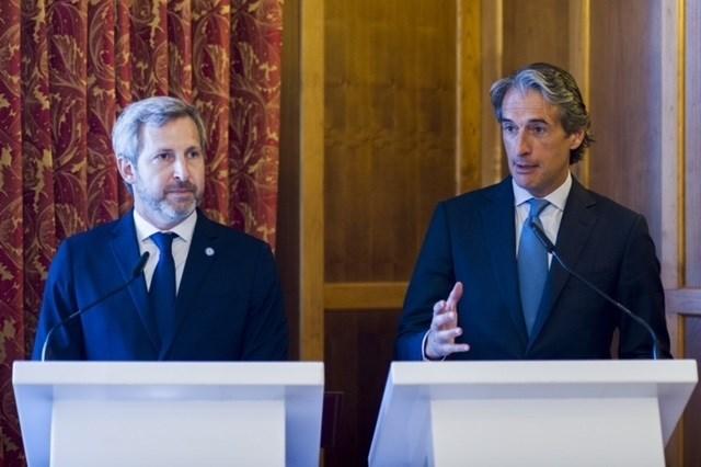 España y Argentina colaborarán en infraestructuras y vivienda