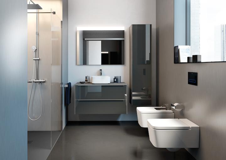 Muebles de ba o para hacer de tu cuarto de ba o un spa - Hacer cuarto de bano ...