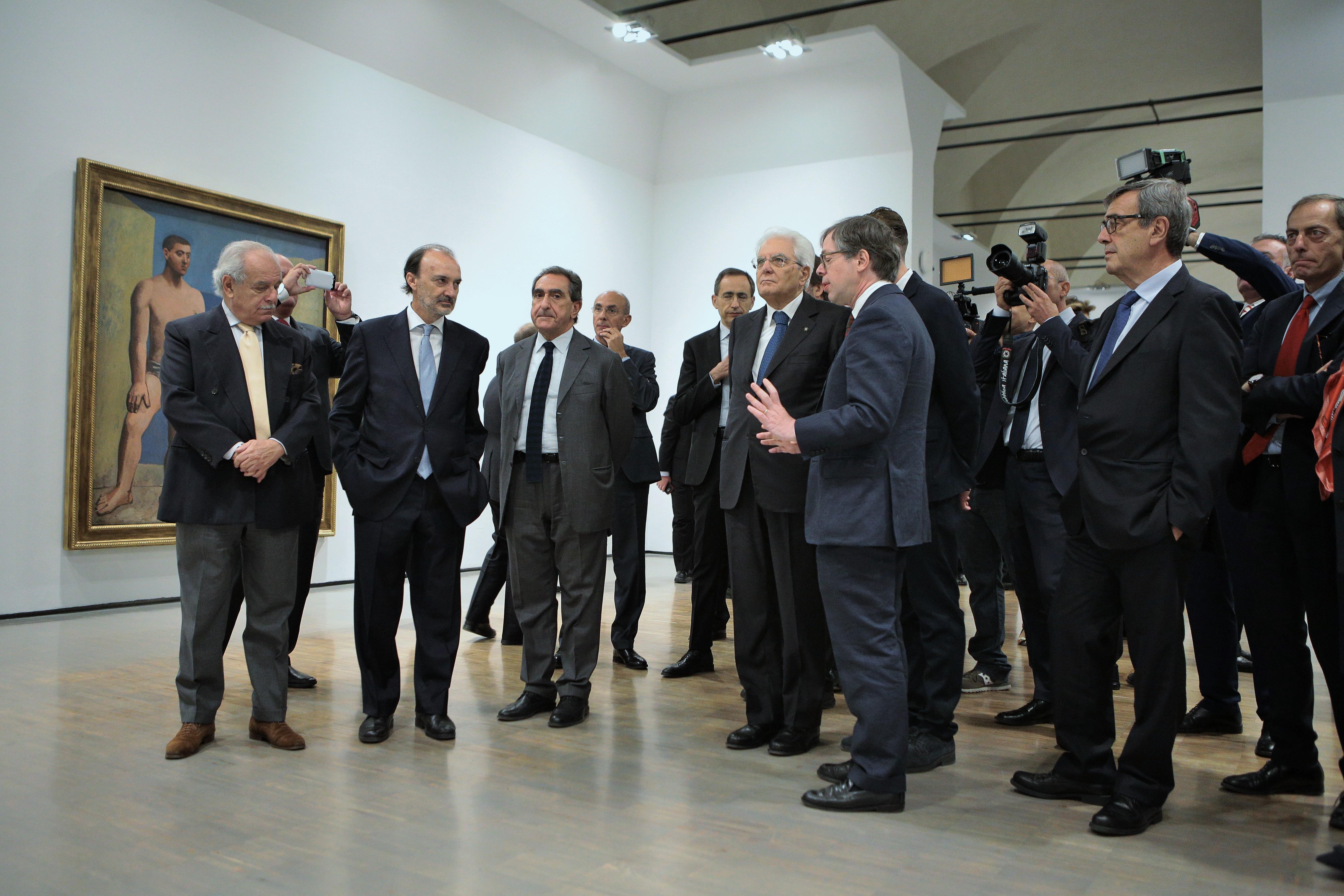 """Abertis lleva Picasso a Italia con la exposición """"Entre el Cubismo y el Clasicismo"""""""