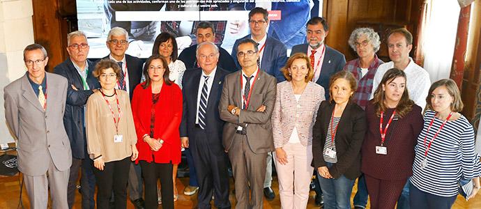 Banco Santander y la UIMP presentan archivo digital con más de 2500 fondos escritos y audiovisuales