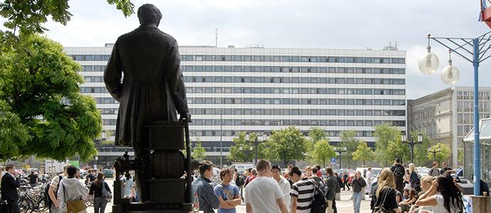 Banco Santander y la Universidad Técnica de Berlín acuerdan potenciar la digitalización