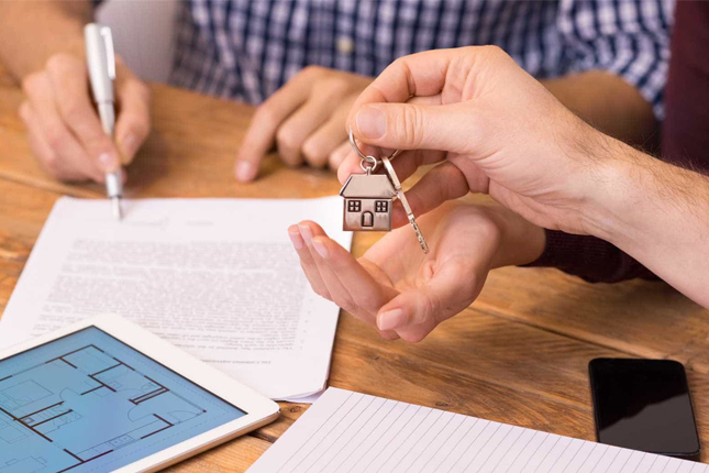 Repunte en septiembre de la firma de hipotecas