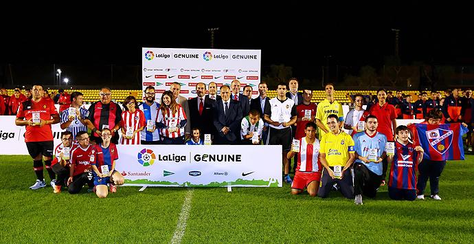 La III edición LaLiga Genuine Santander contará con 36 equipos