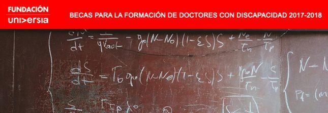 Banco Santander apoya nueva convocatoria de Becas Doctorado de la Fundación Universia