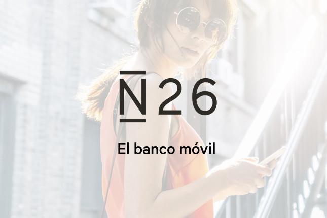 N26: la retirada de efectivo cae un 68% en España