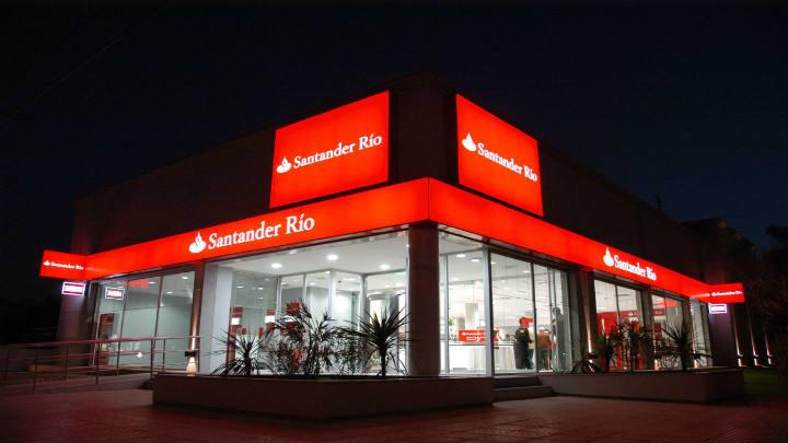 Banco Santander invertirá 550 millones de dólares en Argentina en los próximos tres años