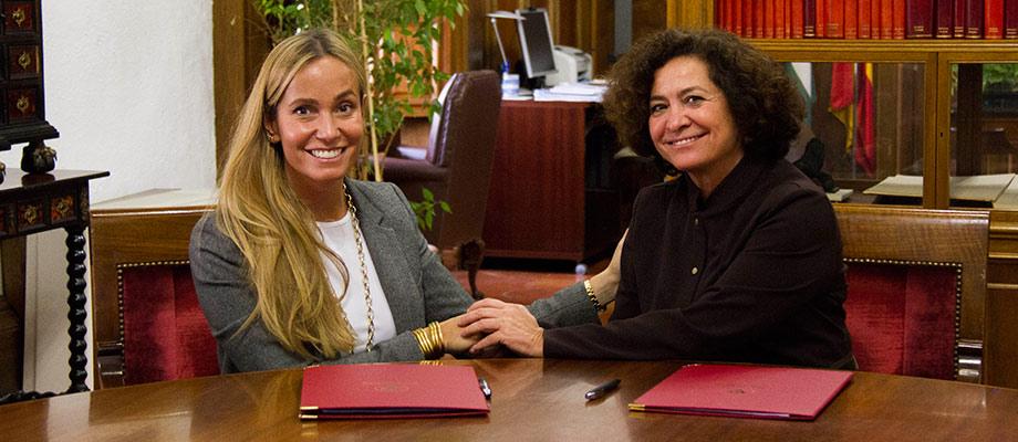 Banco Santander y la Universidad de Granada se unen para promover la investigación y el emprendimiento