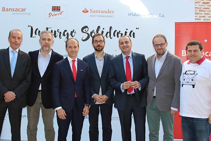 Banco Santander apoya a la Asociación Aleph-Tea, dedicada a niños con trastornos del espectro autista