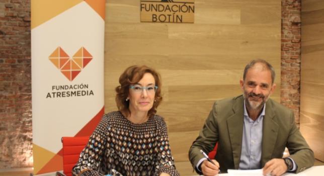 La Fundación Atresmedia y la Fundación Botín se unen para promover el proyecto 'La educación que queremos'