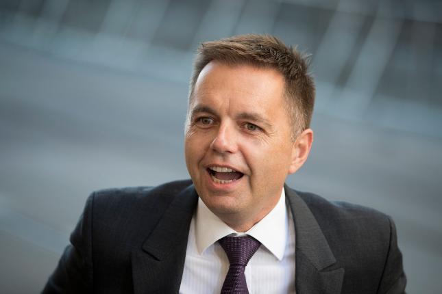 Peter Kazimir, interesado en presidir el Eurogrupo