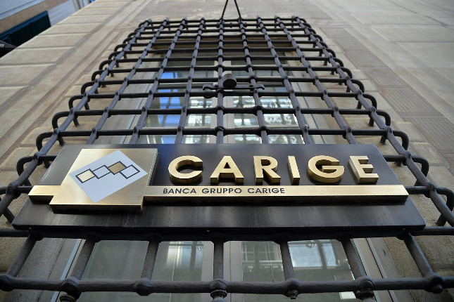 Italia y Blackrock se unen para rescatar el Banco Carige