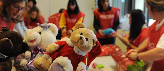 Banco Santander apoya a más de 250.000 personas con su programa de voluntariado corporativo