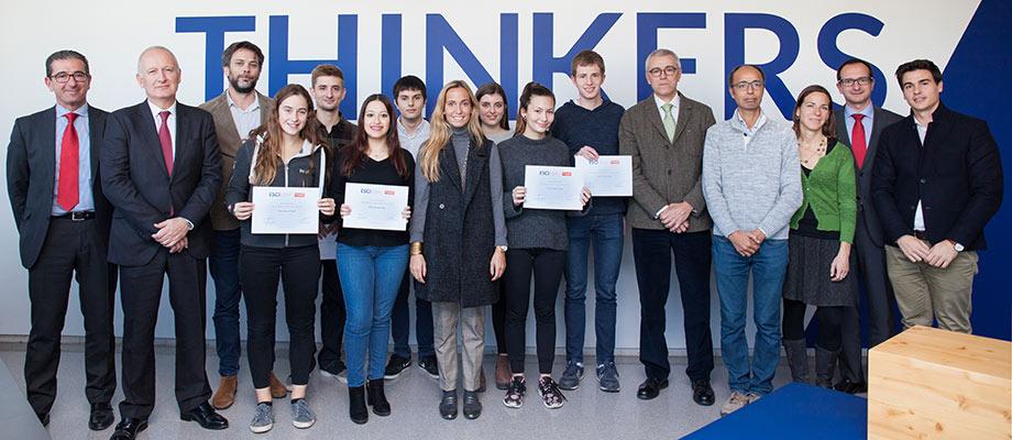 Banco Santander y la Universitat Pompeu Fabra promueven la internacionalización de los grados