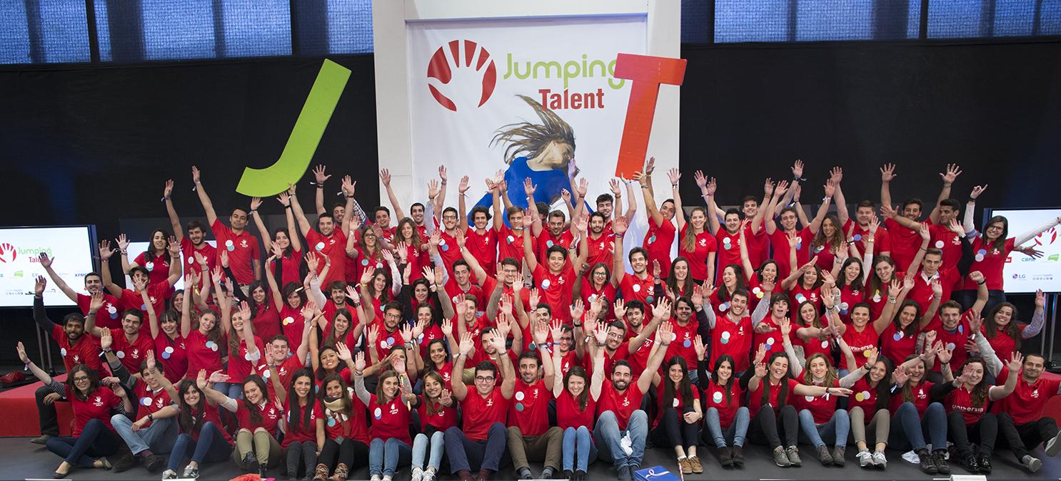 Banco Santander respalda la VI edición del programa Jumping Talent