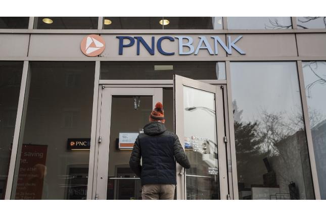 PNC Financial gana un 42% en 2020