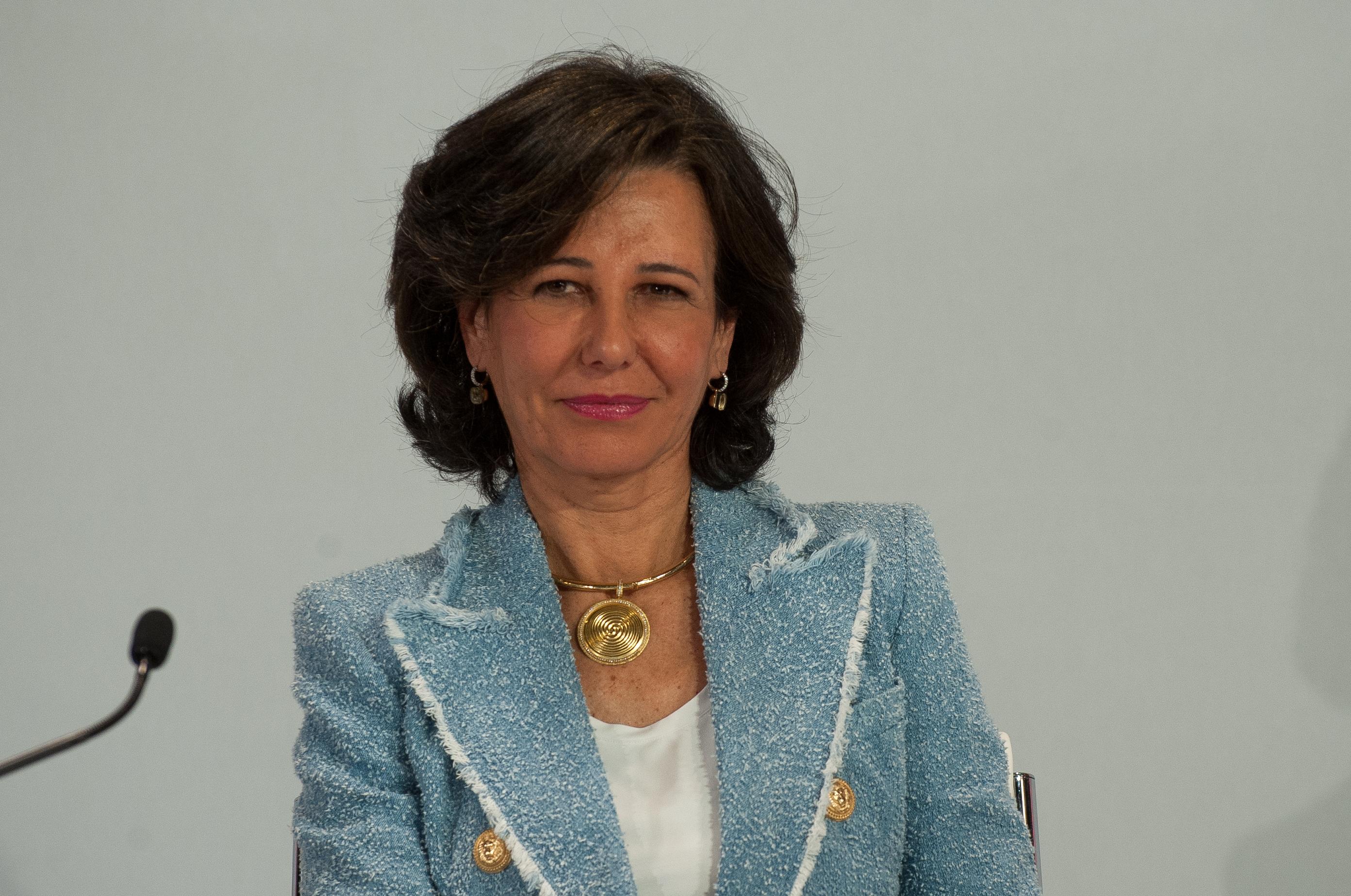 Ana Botín prevé un crecimiento en todos los mercados principales de Banco Santander en 2018