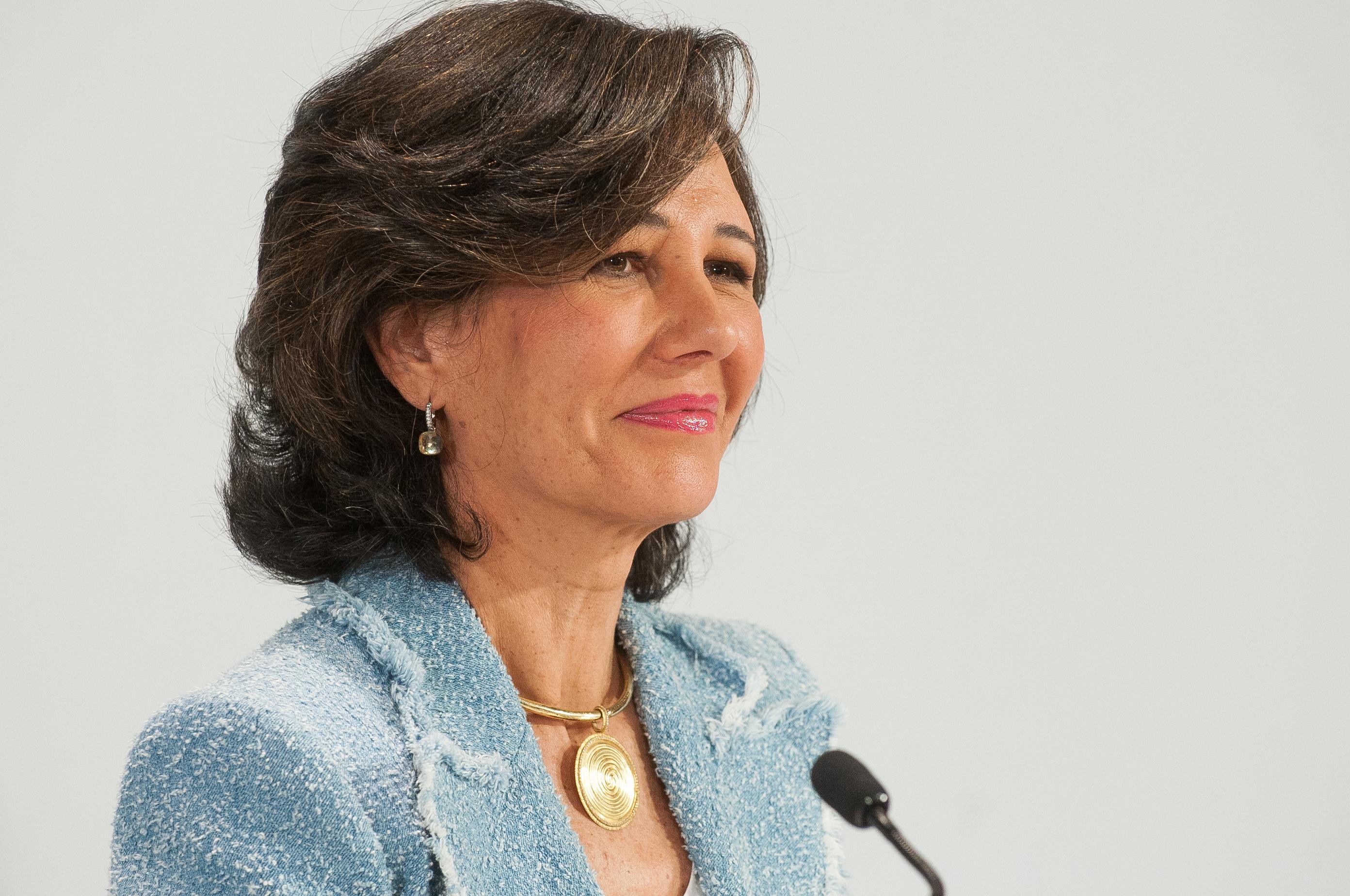 Ana Botín: escala, diversificación y predictibilidad son los rasgos distintivos de Banco Santander