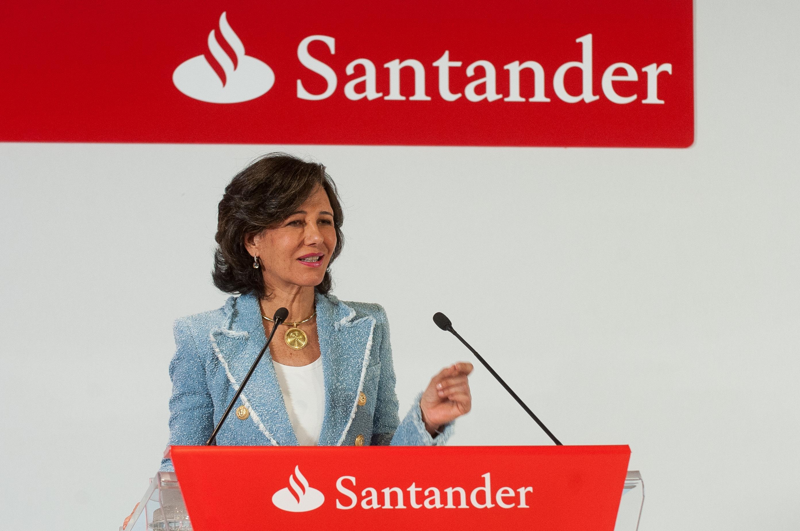 Banco Santander lanzará una app de pagos internacionales inmediatos con tecnología 'blockchain'