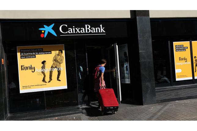 CaixaBank obtiene un beneficio de 1.278 millones en el primer semestre