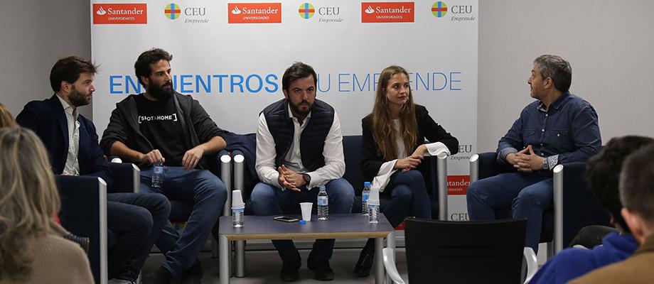 Empleabilidad y emprendimiento, las claves de Banco Santander para el apoyo universitario