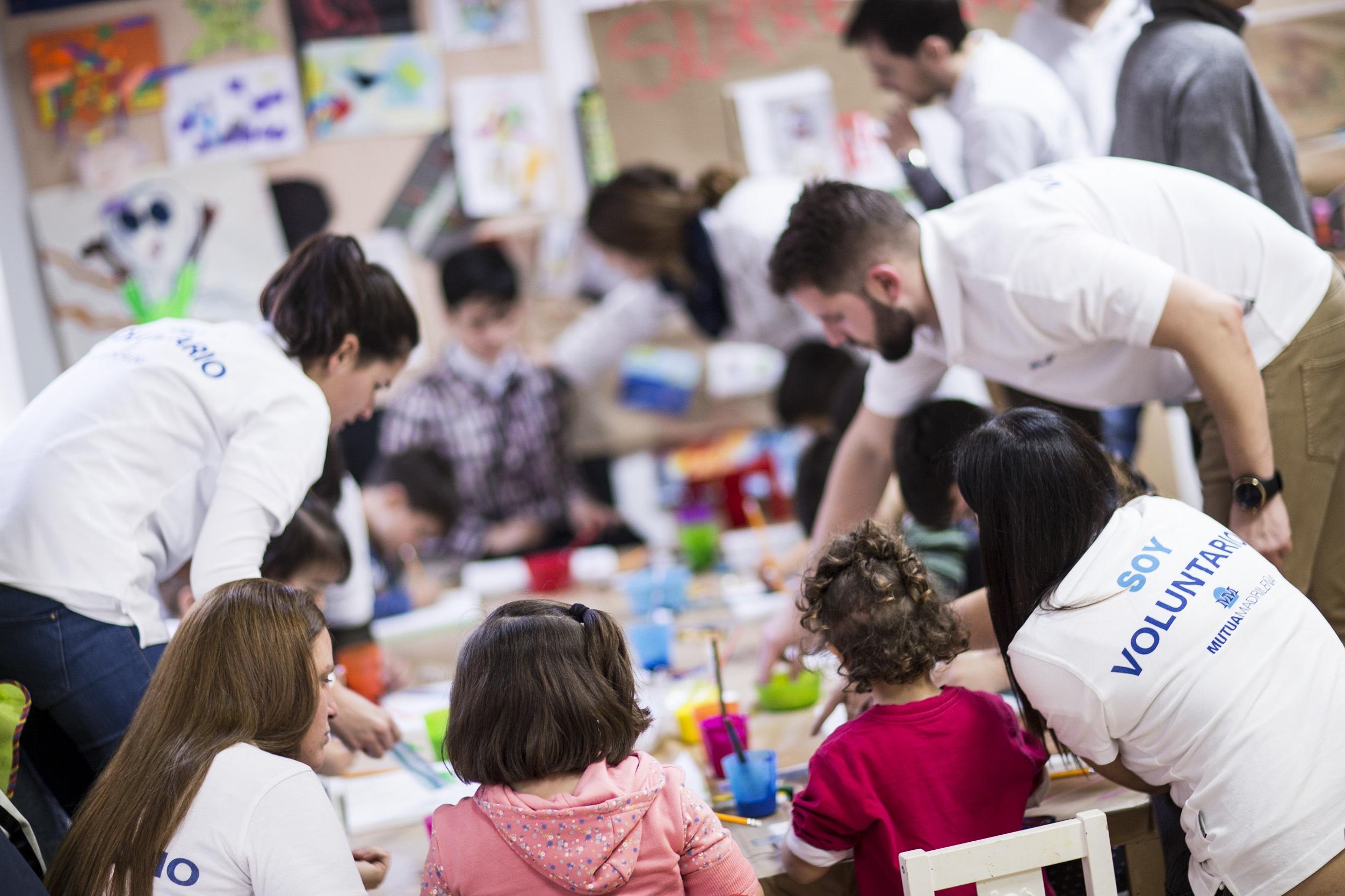La Fundación Mutua Madrileña apoya 22 iniciativas sociales de la VI Convocatoria Anual de Ayudas a Proyectos de Acción Social