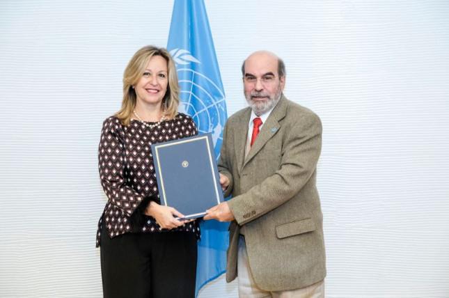 Telefónica y FAO. Acuerdo digitalización agricultura