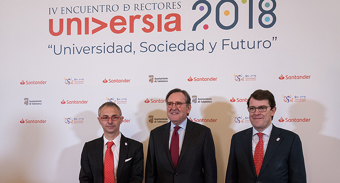Ana Botín (Banco Santander) presidirá el IV Encuentro Internacional de Rectores Universia