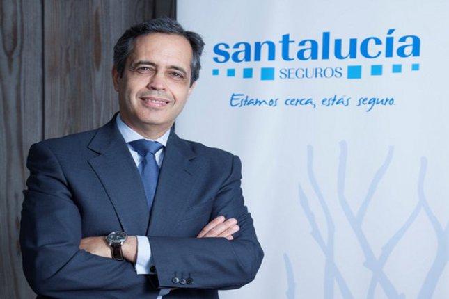 Gonzalo Meseguer, nuevo director general de Santalucía Gestión