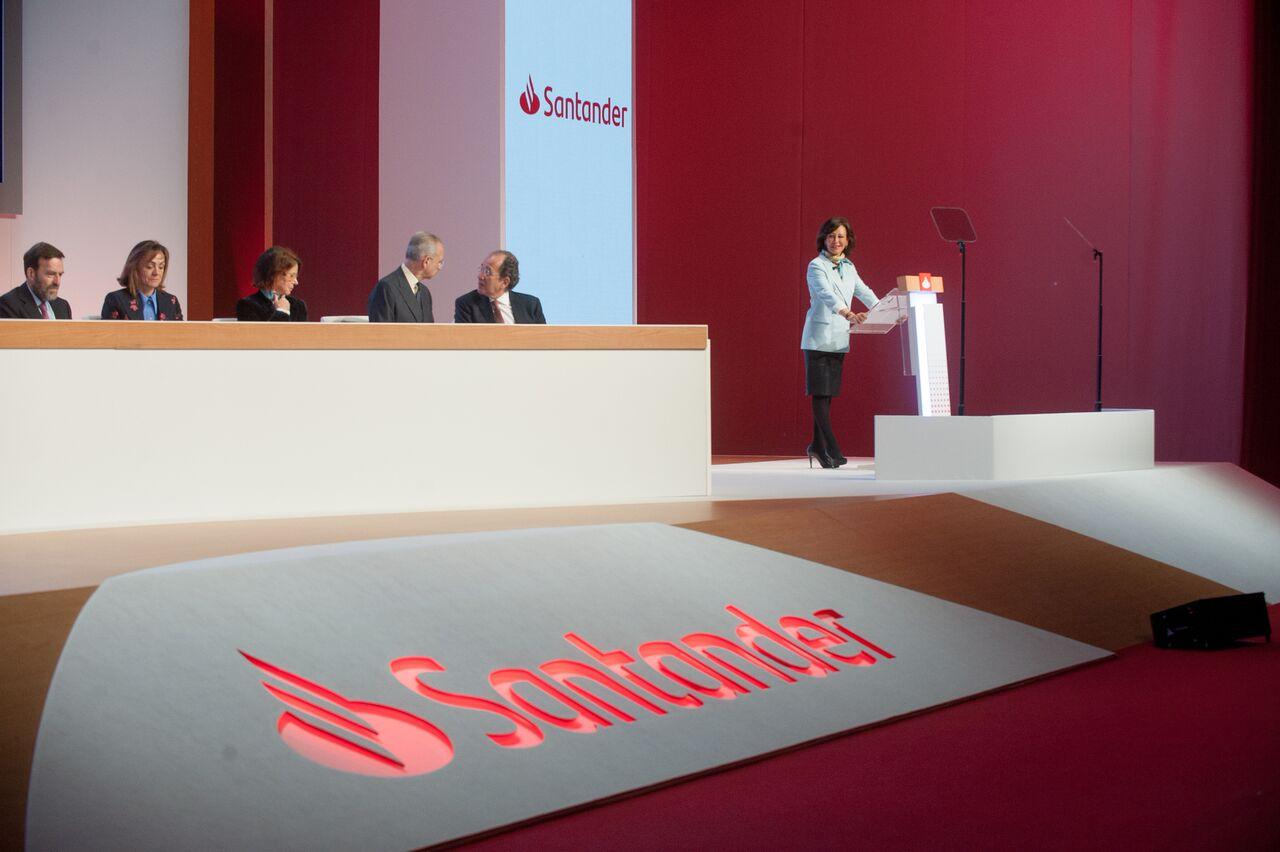 Así es la nueva imagen de Banco Santander, alineada con su estrategia digital