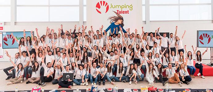 Banco Santander respalda una nueva versión de Jumping Talent