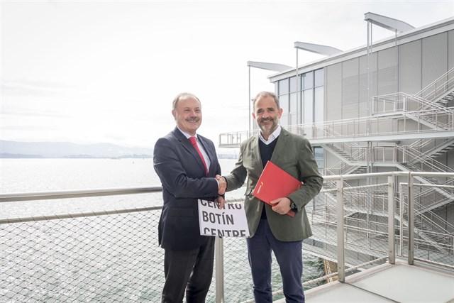 Iberia, nueva institución colaboradora del Centro Botín