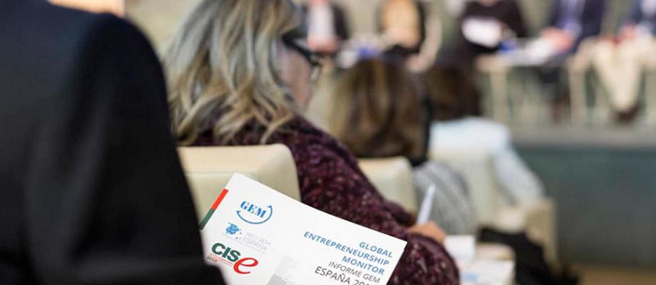 Banco Santander respalda Informe GEM sobre la actividad emprendedora en España