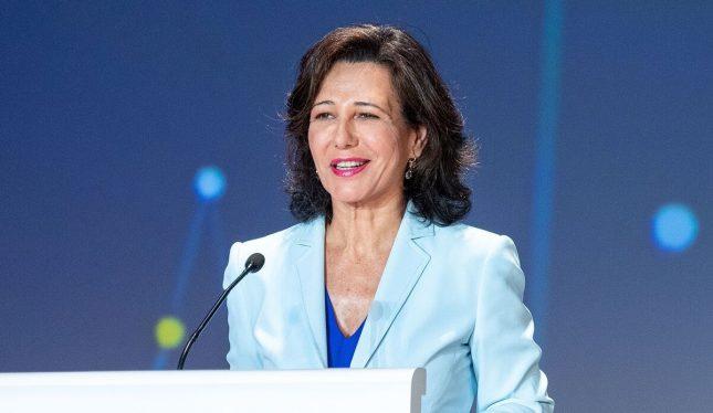 """Ana Botín (Banco Santander): """"Brasil, México y España mantienen las tendencias positivas de los últimos trimestres"""""""