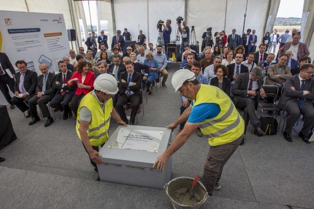 Gas Natural Fenosa inicia la construcción de la mayor planta solar fotovoltaica de Toledo