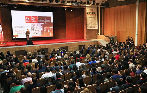 Banco Santander Chile apuesta por el emprendimiento a través de su novedoso concepto de oficinas