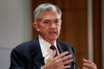 Powell (Fed) prevé que la inflación se moderará