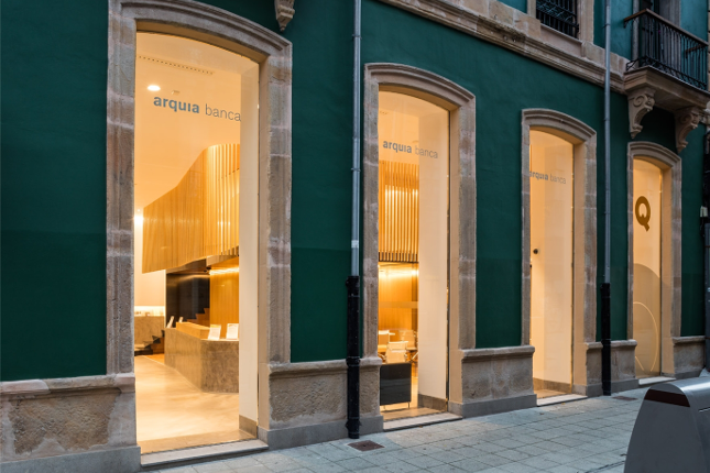 Arquia Banca obtuvo un beneficio neto de 8,6 millones