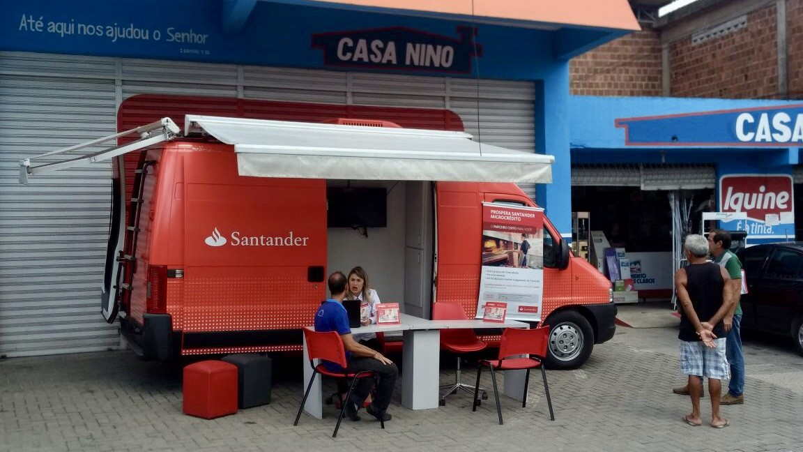 Banco Santander Brasil impulsa el crecimiento de pequeños negocios a través del Programa Prospera