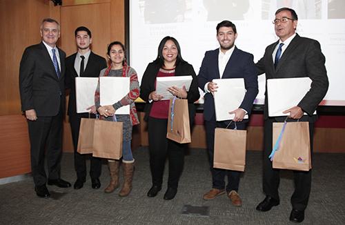 Banco Santander Chile y la Fundación Belén Educa se unen en pro de la educación juvenil