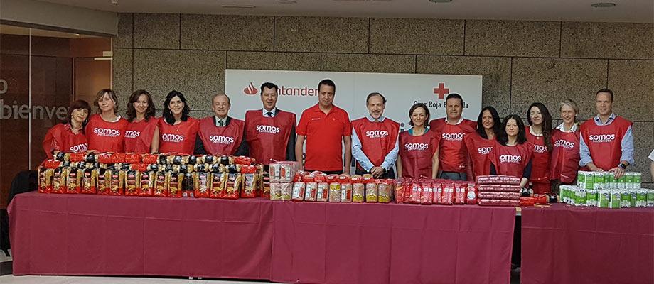 Banco Santander promueve entre los empleados su cultura corporativa