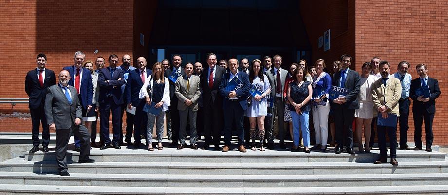 Banco Santander respalda más de 30 proyectos de investigación de la UAX