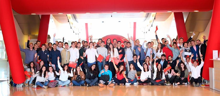 Banco Santander y AGM Education apuestan por el desarrollo profesional de estudiantes españoles es Estados Unidos