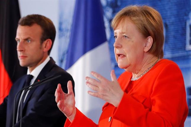Francia y Alemania proponen un fondo de recuperación