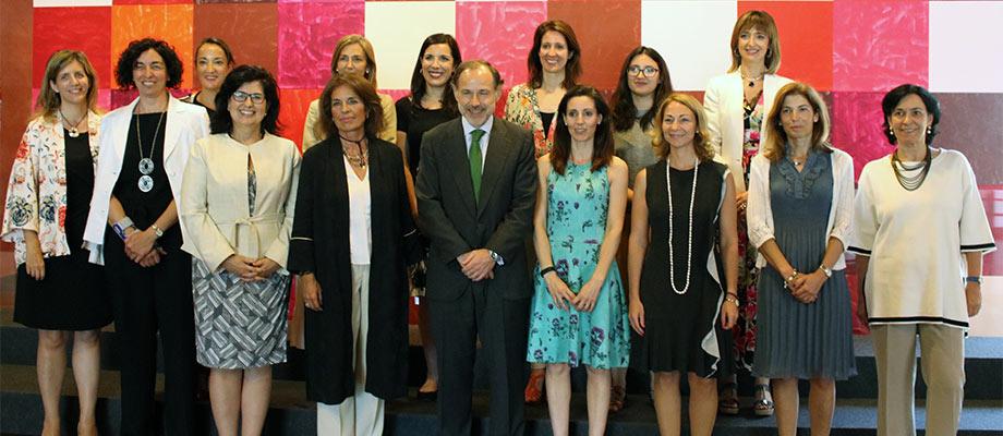 Banco Santander cierra una nueva edición del programa de voluntariado de ayuda a víctimas de violencia de género